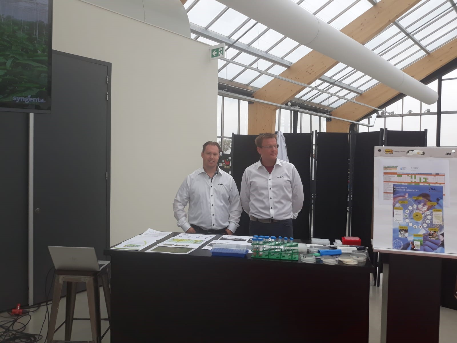 Open dag glasgroenten 2019