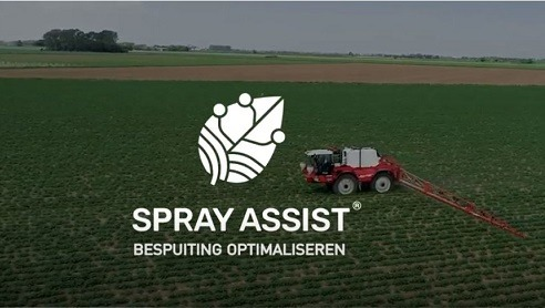 Spray assist filmpje